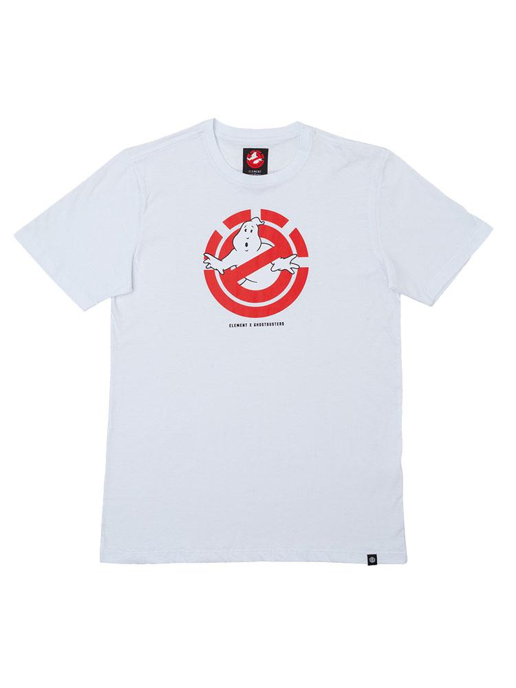 Camiseta Element Ghostly Branca