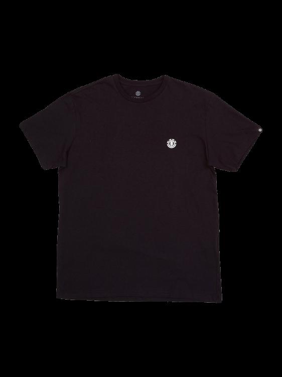 Camiseta Element Logo Chest Preta