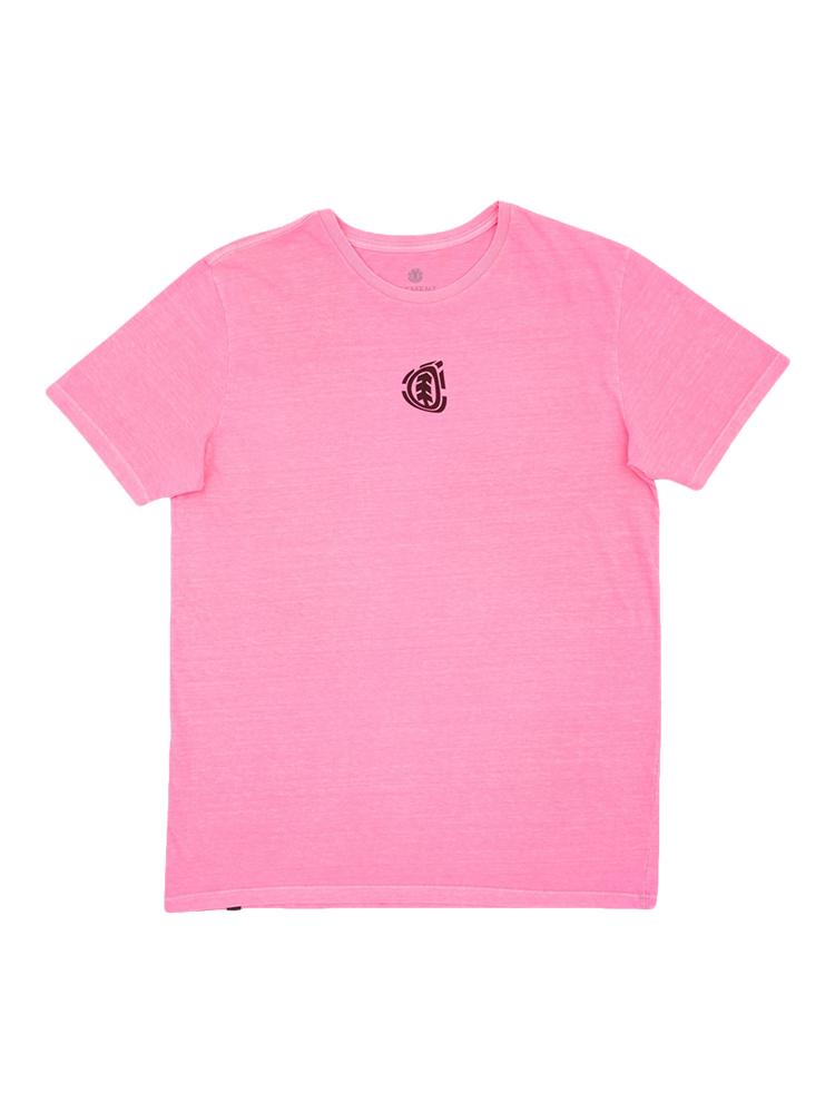 Camiseta Element Lucas Xaparral Rosa