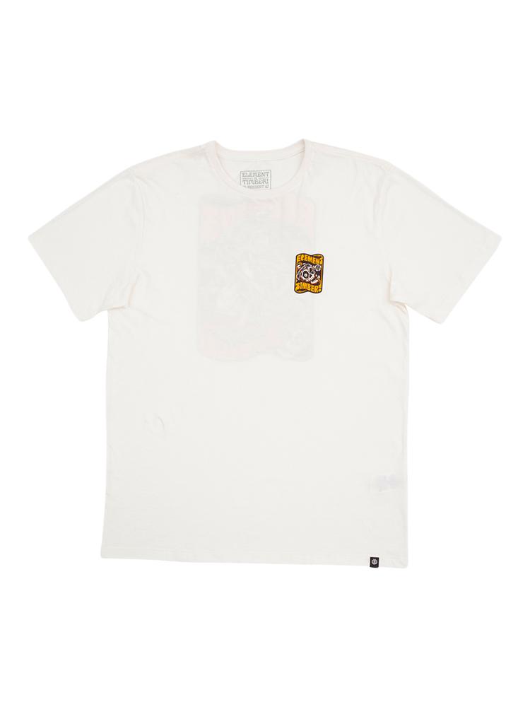 Camiseta Element Nomadic Branca