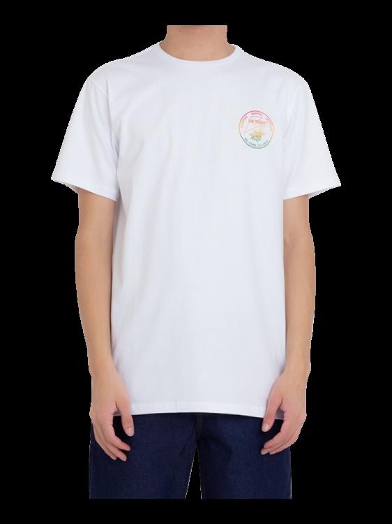 Camiseta Element Pma Fade Branca