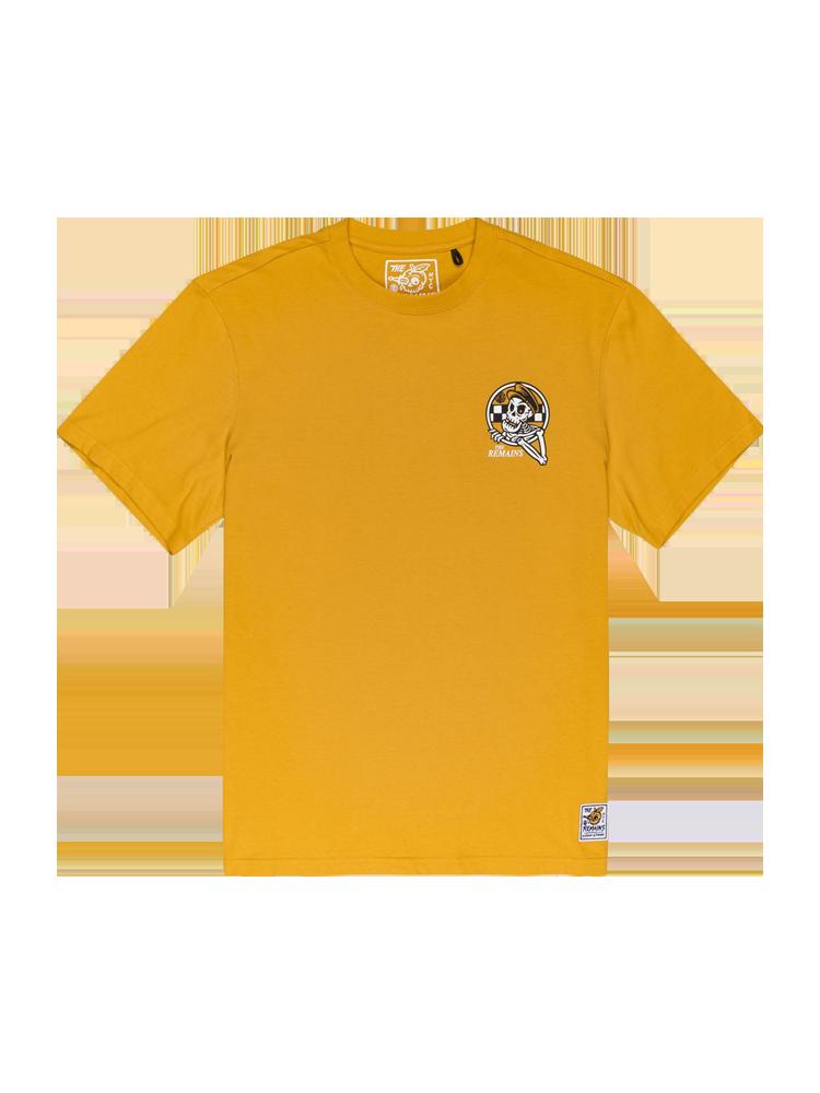 Camiseta Element Timber Taxi Driver Amarela