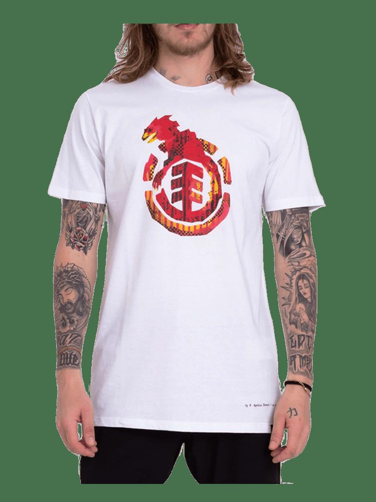 Camiseta Element Wbyc Branca