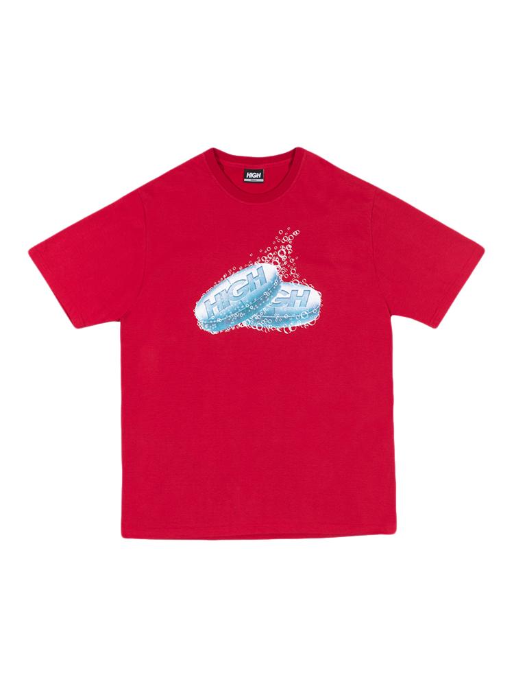 Camiseta High Pills Vermelha