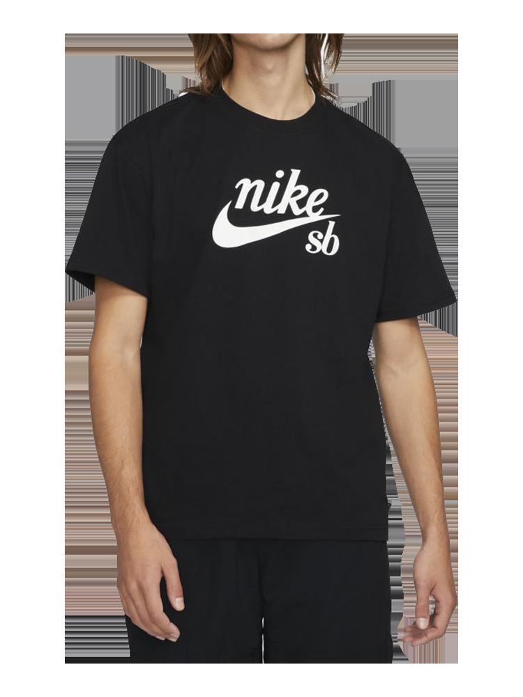 Camiseta Nike SB Logo Preta