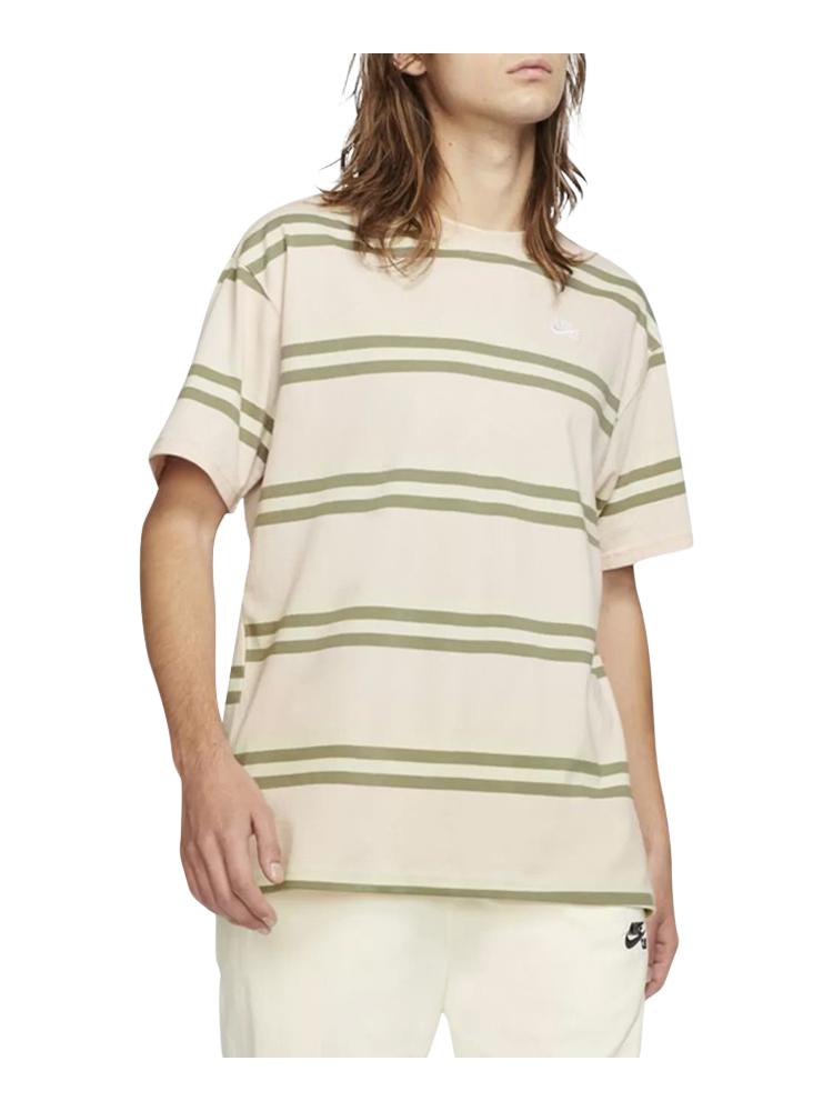 Camiseta Nike SB YD Stripe Rosa