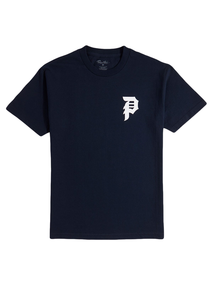 Camiseta Primitive Dirty Core Navy