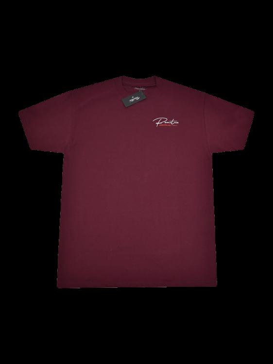 Camiseta Primitive Island Burgundy