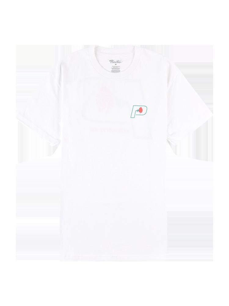 Camiseta Primitive Parade Branca