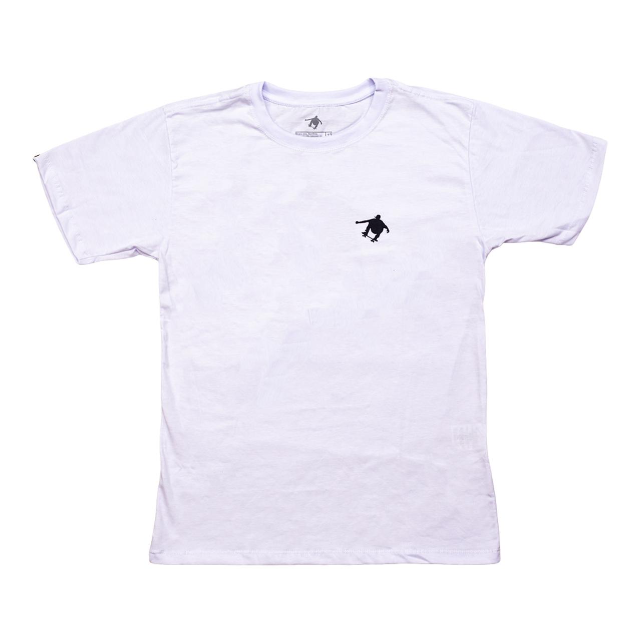 Camiseta SDS Co Bottom White