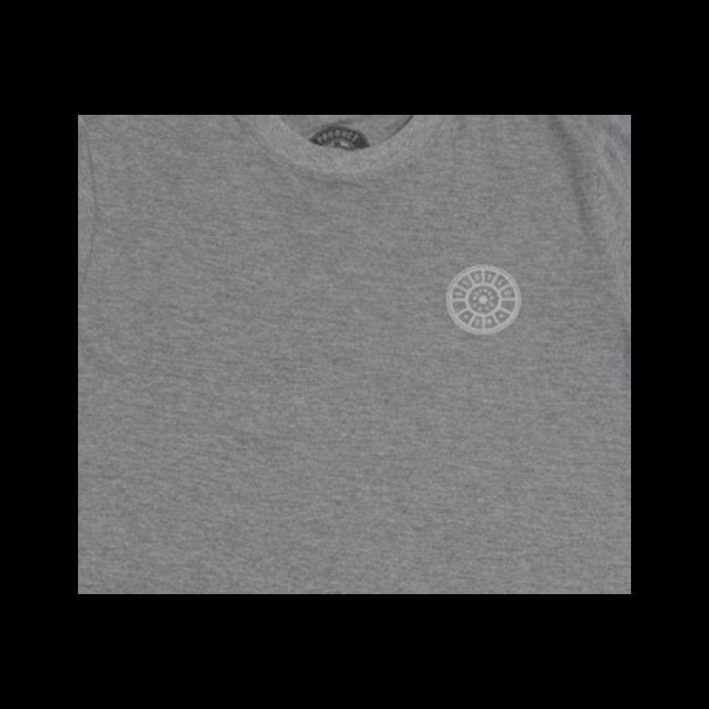 Camiseta Sigilo Bueiro Cinza