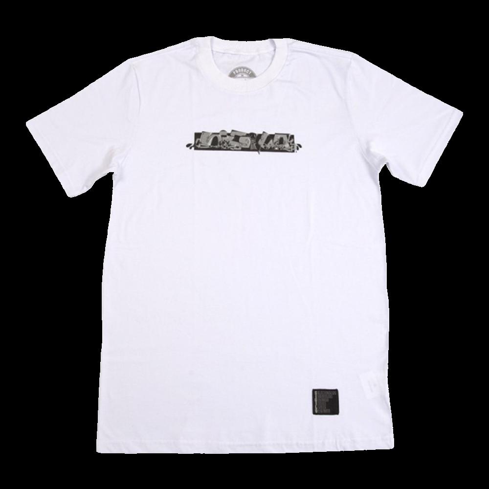 Camiseta Sigilo Enor1 Branca