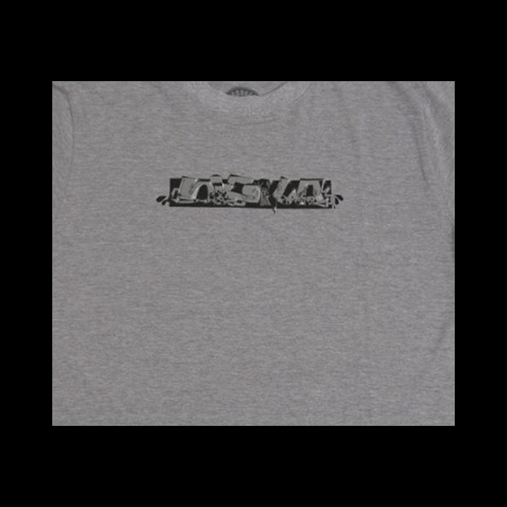 Camiseta Sigilo Enor1 Cinza