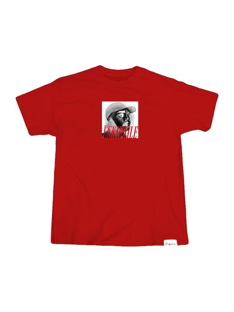 Camiseta Sigilo Eskibaile Fleezus Vermelha