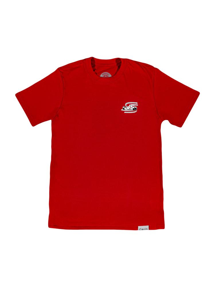 Camiseta Sigilo F-1 Vermelha