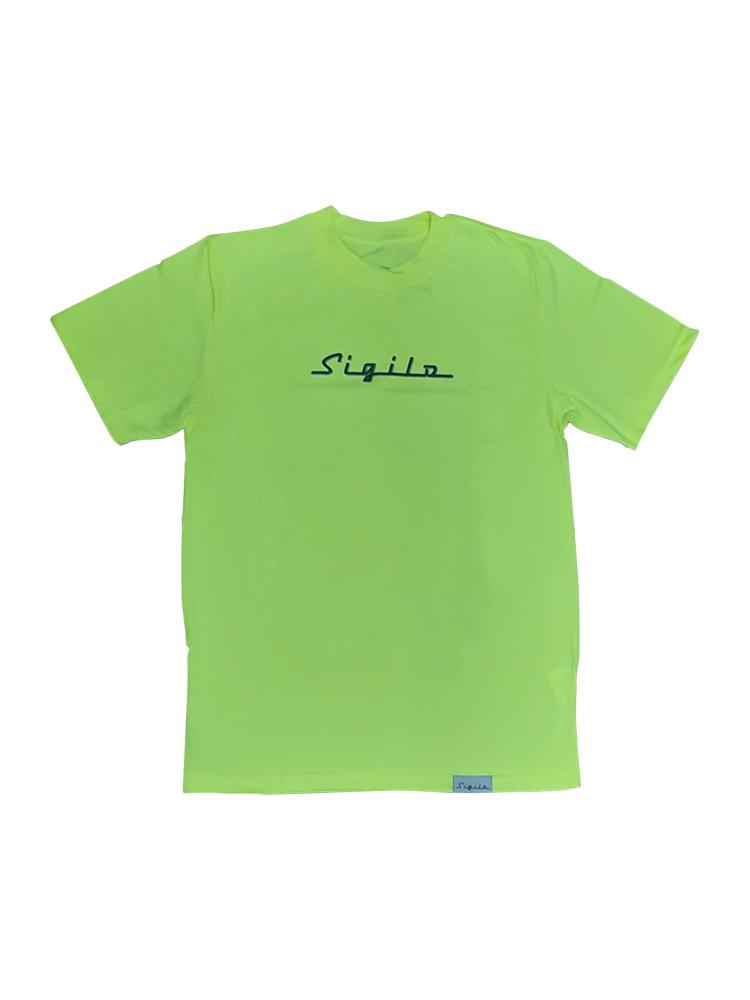 Camiseta Sigilo Neon