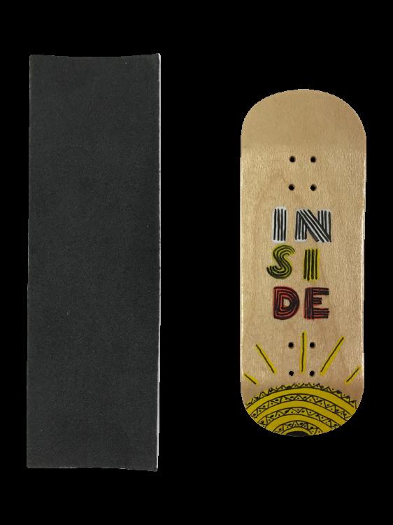 Deck fingerboard Inside Good Vibes