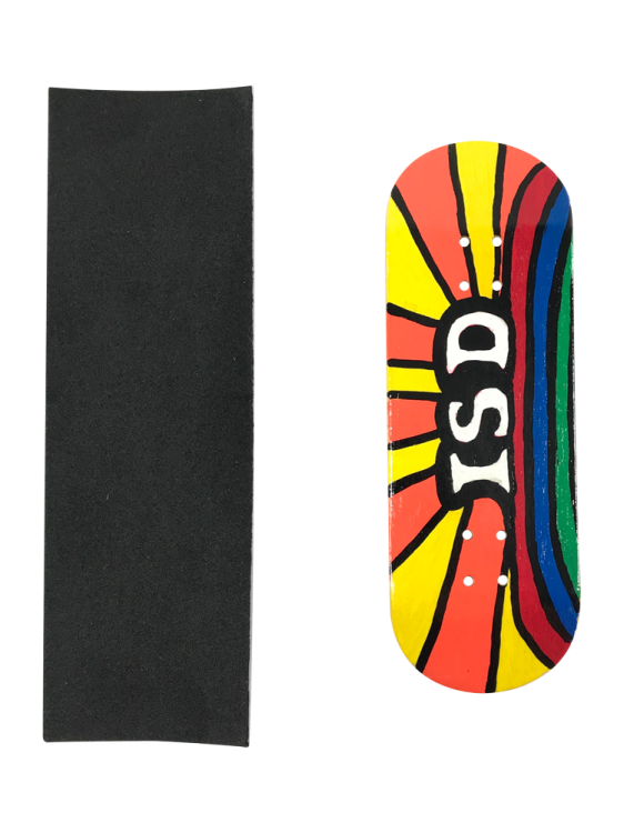 Deck fingerboard Inside Psycho