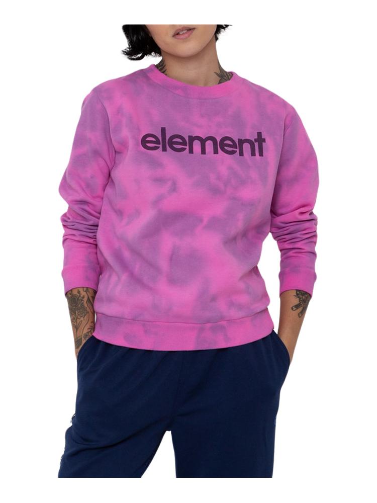 Moletom Element Feminina Care Cali Rosa