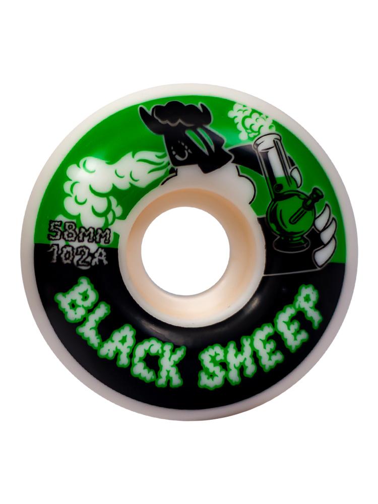 Roda Black Sheep 58MM Bong White 82B