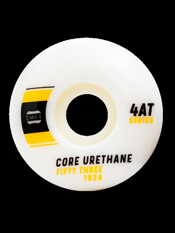 Roda Emex 54MM Core Yellow 102A