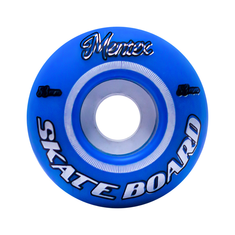 Roda Mentex 53MM Color Blue 95A