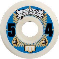 RODA MOSKA 54MM SANDRO SOBRAL 55D