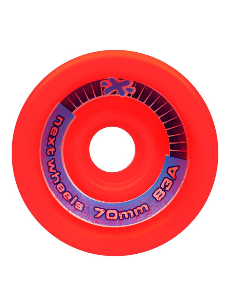 Roda Next 70MM Speedometer Orange 83A