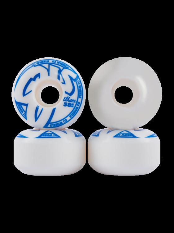Roda Oj 58MM Concentrates Hard Lines Blue 101A