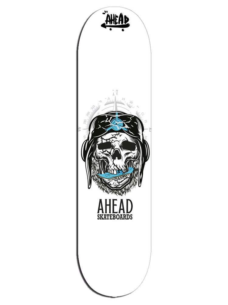 Shape Ahead 7.75 Bones Head Pilot