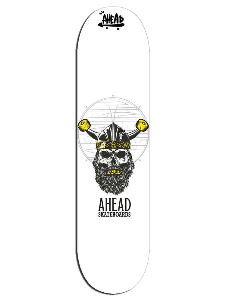 Shape Ahead 8.25 Bones Head Viking