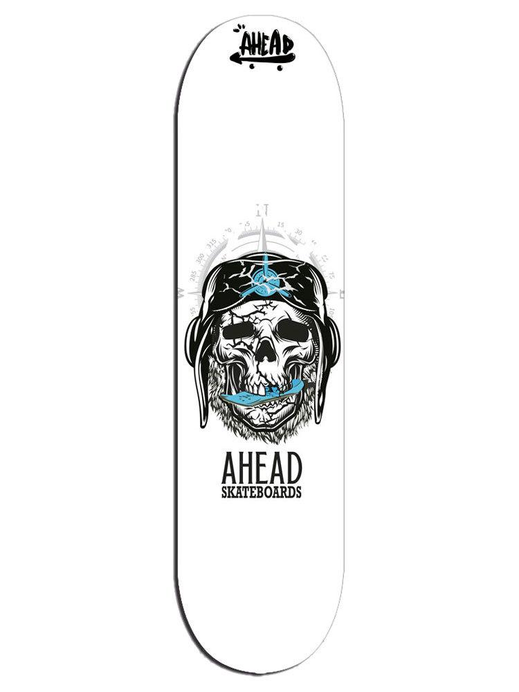 Shape Ahead 8.5 Bones Head Pilot