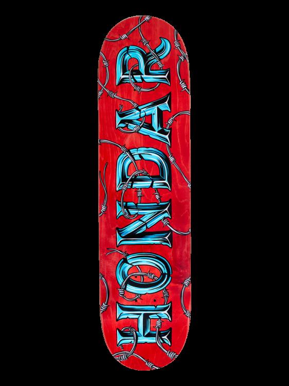 Shape Hondar 8.0 Danger Red
