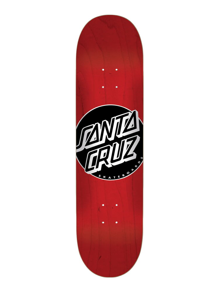 Shape Santa Cruz 8.6 Classic Dot Red