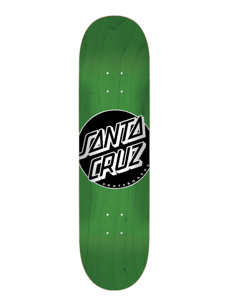 Shape Santa Cruz 9.0 Classic Dot Green