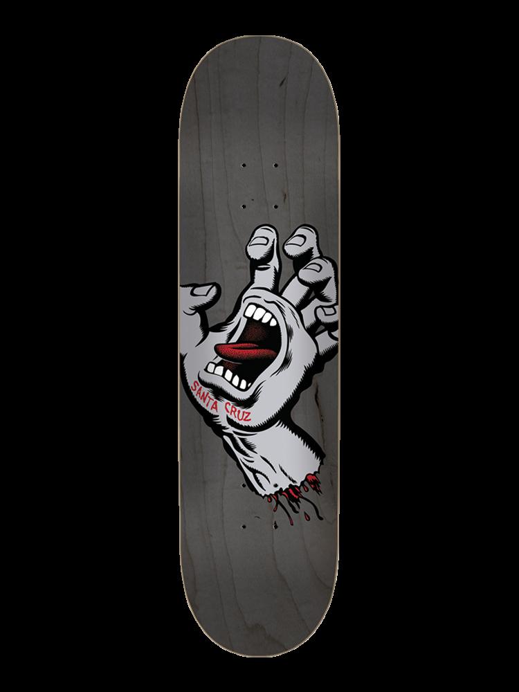 Shape Santa Cruz 9.0 Screaming Hand Gray