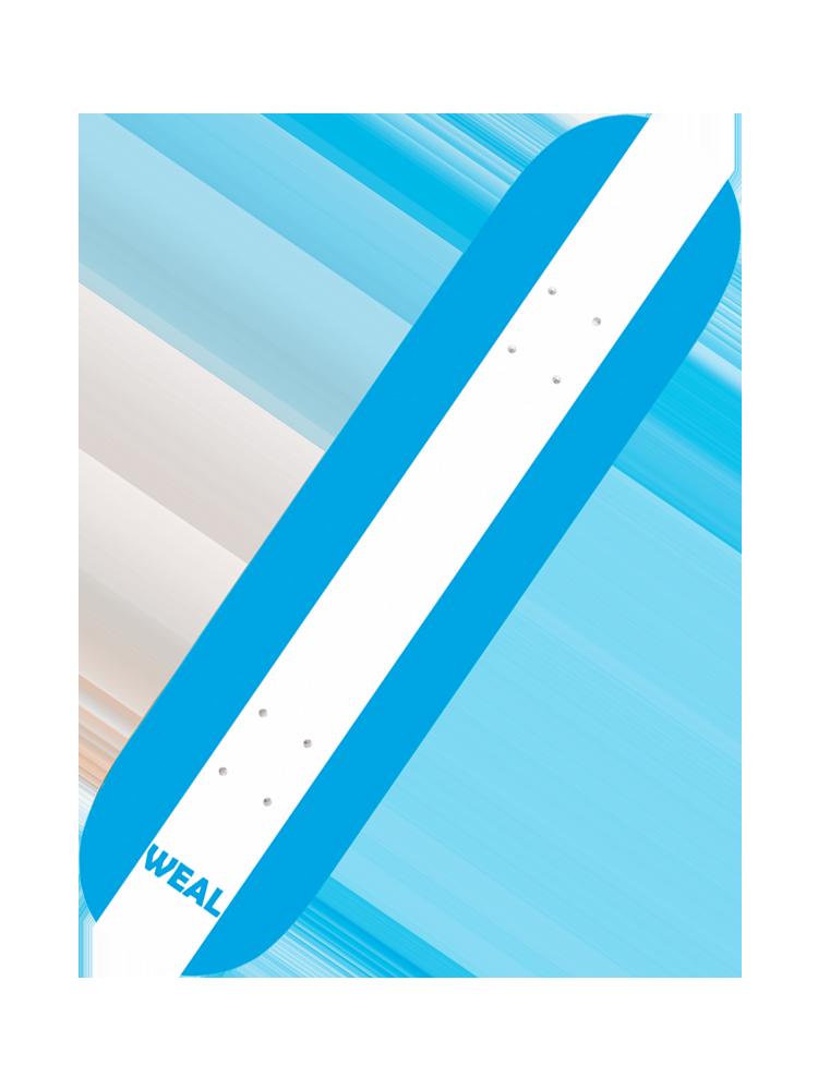 Shape Weal 8.0 Blue White