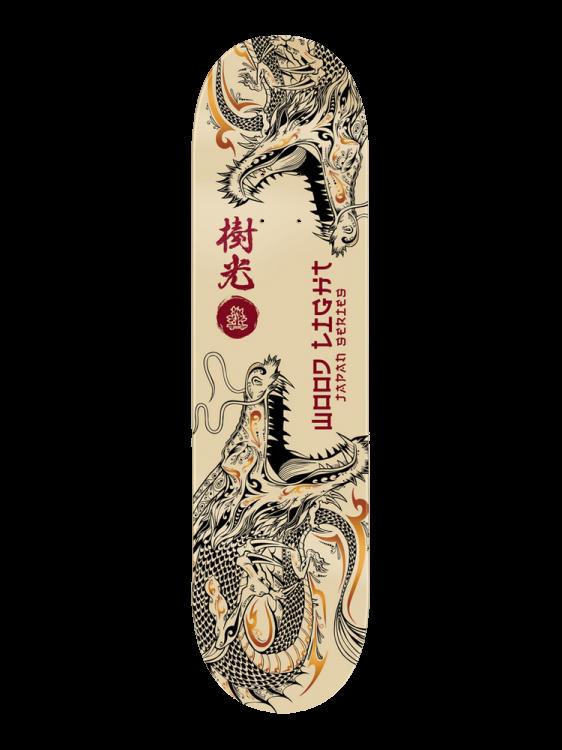 Shape Wood Light 7.75 Japan Ryu
