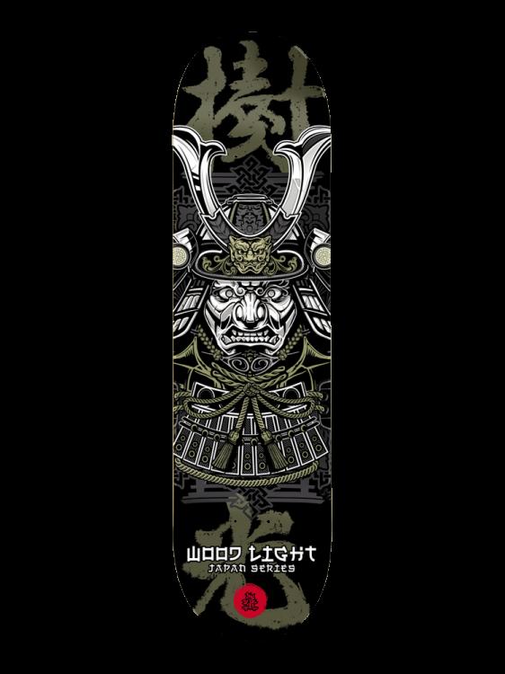 Shape Wood Light 7.75 Japan Samurai