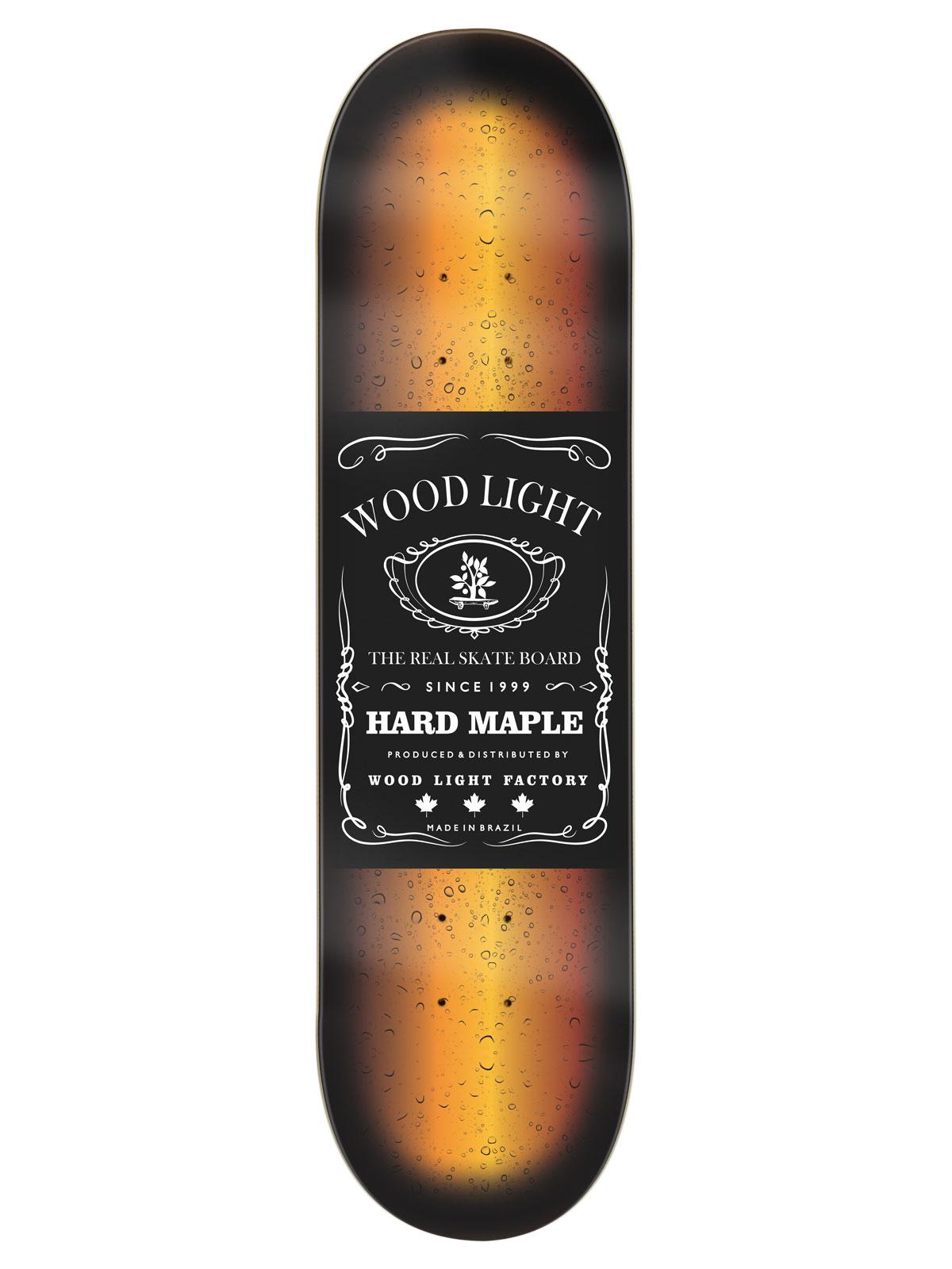 SHAPE WOOD LIGHT 8.0 WOOD CHEARS DANIELS