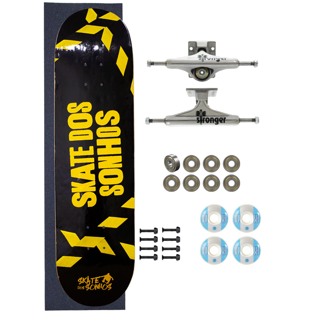 Skate Completo Amador SDS Co 7.75 Limited Area
