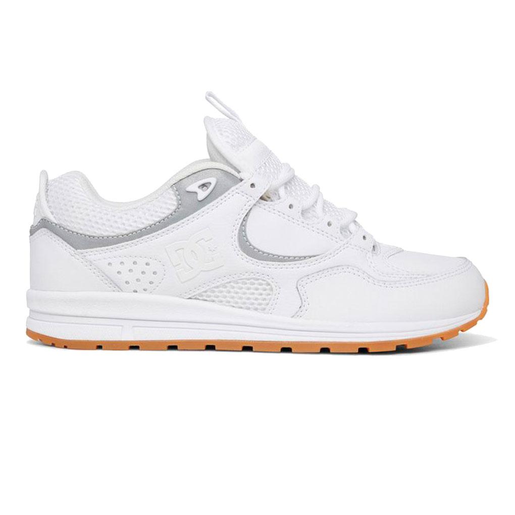 Tênis DC Shoes Kalis Lite White / Silver