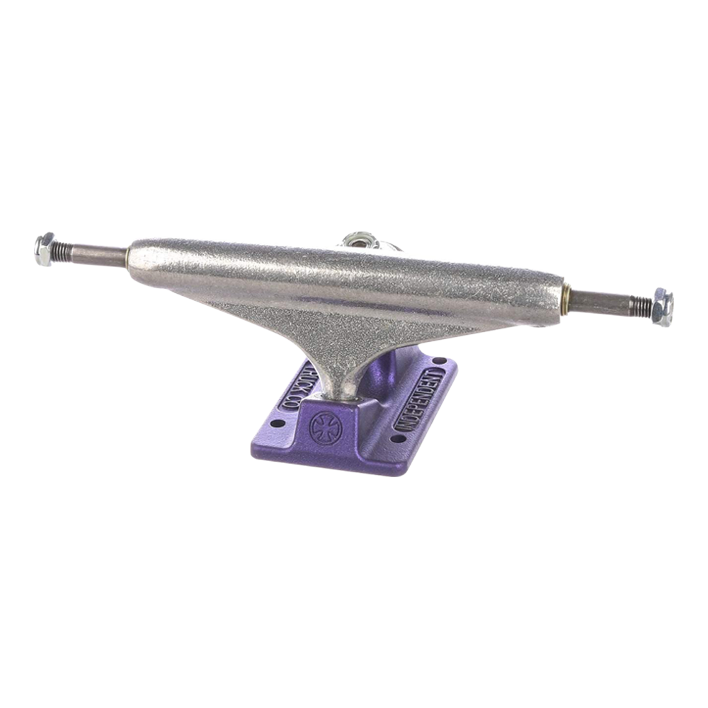 Truck Independent 139MM Stage 11 Hollow Silver Base Purple - Par