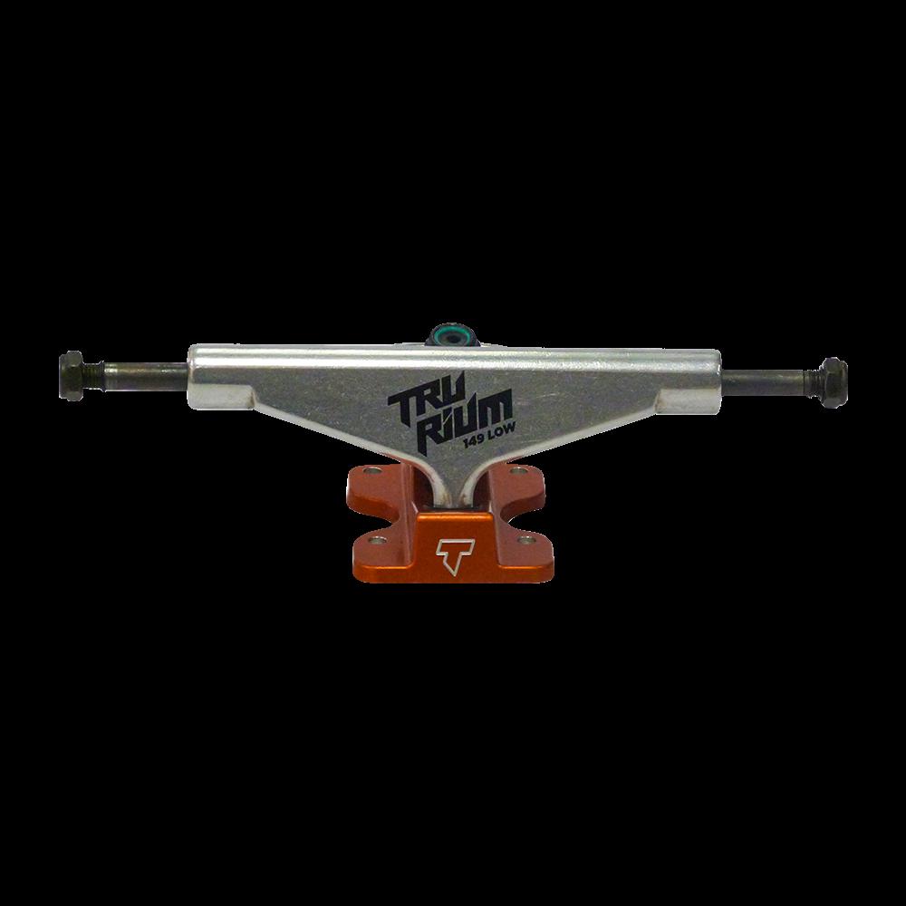 Truck Trurium Low 149MM Double Orange - Par