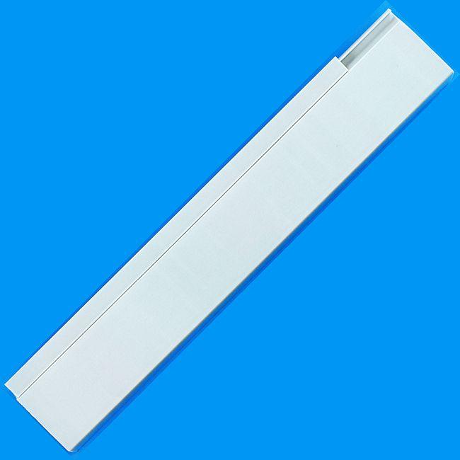 CANALETA PLASTICA CINZA 30X30 - SD-3030