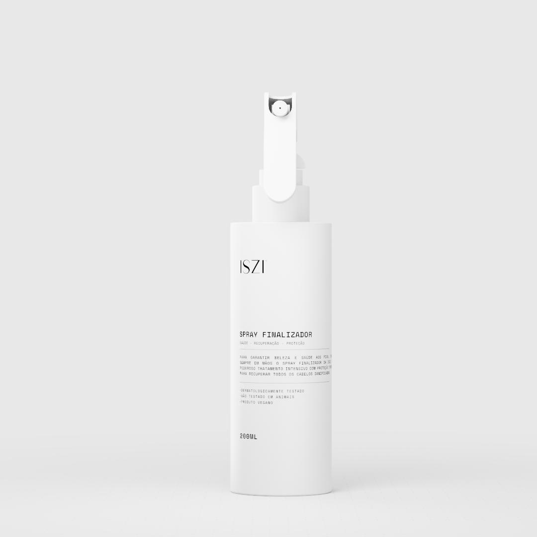 Spray Finalizador 200ml - Uso Obrigatório