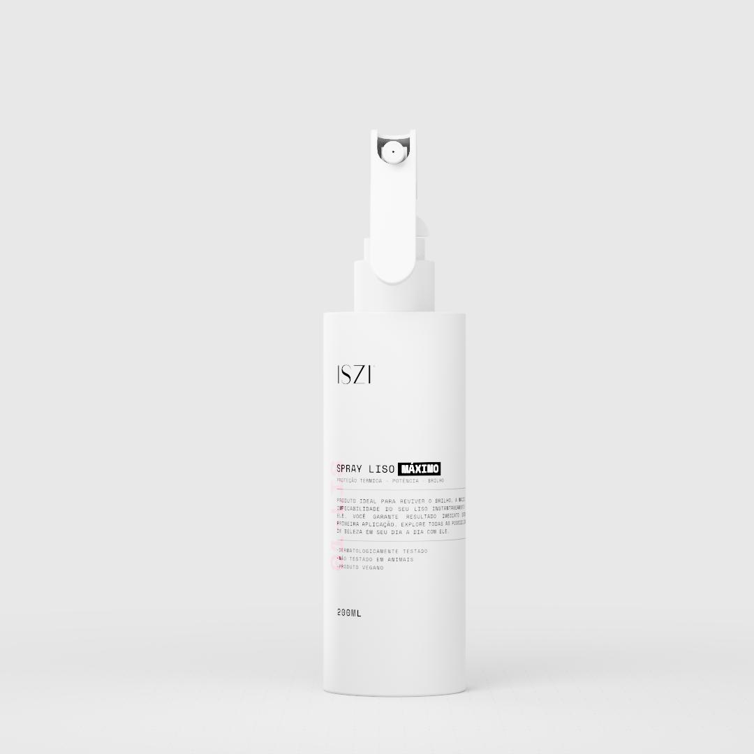 Spray Liso Máximo 200ml
