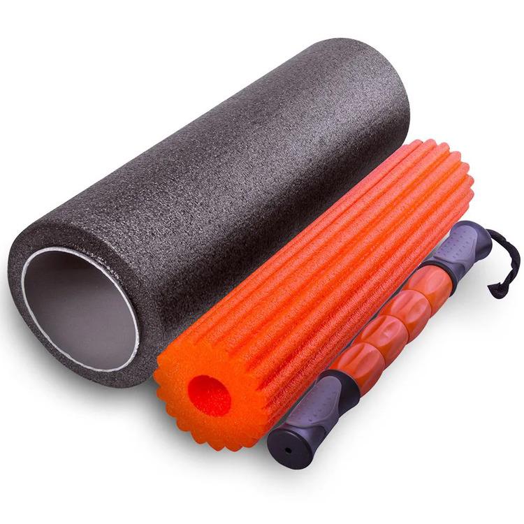 Rolo Multifuncional de Massagem 3 em 1 - T115 - Acte Sports