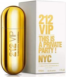 212 Vip Carolina Herrera - Perfume Feminino - Edp