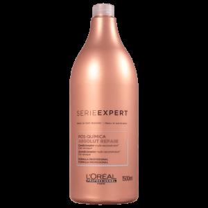 Absolut Repair Pós Química Condicionador, 1500 ml, L'Oreal Professionnel